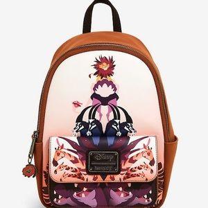 Disney loungefly mini backpack
